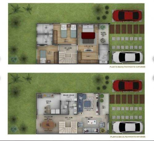 Alugo casa 3 quartos com suíte duplex no melho do SIM transversal a Artemia Pires - Foto 2