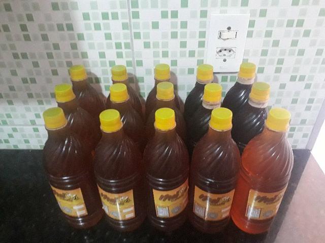 Vende-se mel orgânica centrifugado