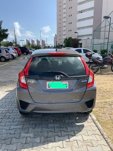 Honda Fit EX 2015 automático APENAS VENDA - Foto 4