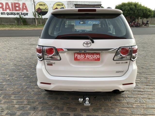 Toyota hilux sw4 srv ano/2013 - Foto 5