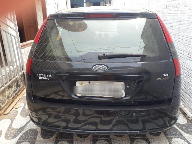 Ford Fiesta 2007 - Foto 4