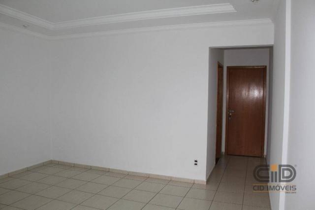 Apartamento com 3 dormitórios à venda, 85 m² por r$ 360.000 - alvorada - cuiabá/mt - Foto 4