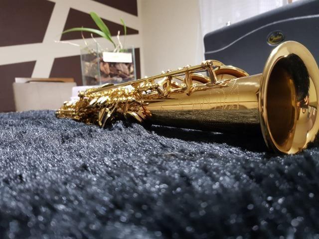 Saxofone reto Shelter - Foto 3