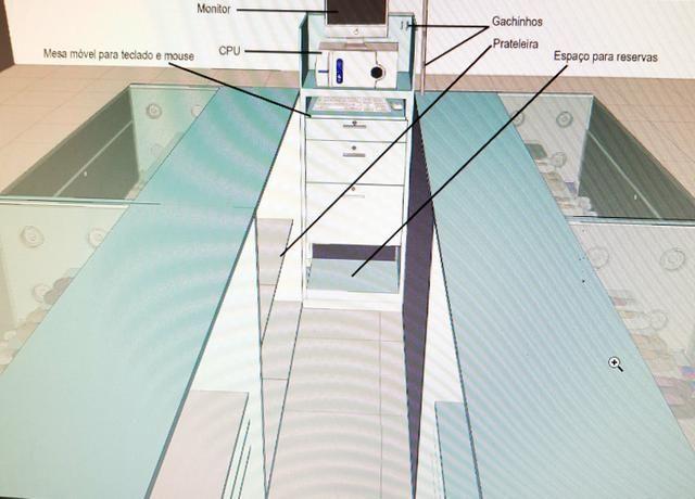 Quiosque 9,2 m² - Foto 3