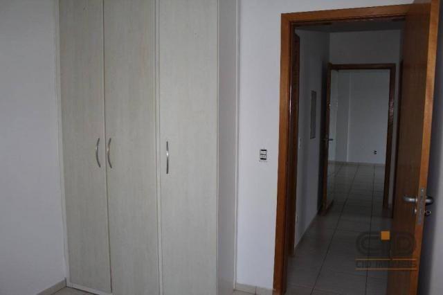 Apartamento com 3 dormitórios à venda, 85 m² por r$ 360.000 - alvorada - cuiabá/mt - Foto 11