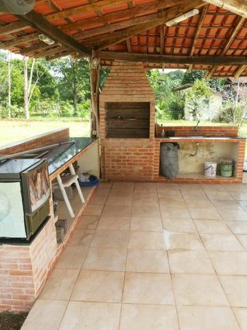 Chácara em condomínio fechado em Benevides Amazon Flora aceito permuta - Foto 9