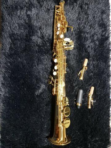 Saxofone reto Shelter - Foto 5