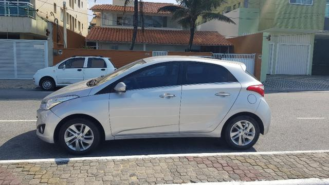 HB20 Premium 1.6 aut. flex 2015