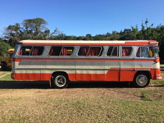 Ônibus ciferal 1971 raridade impecável - Foto 4
