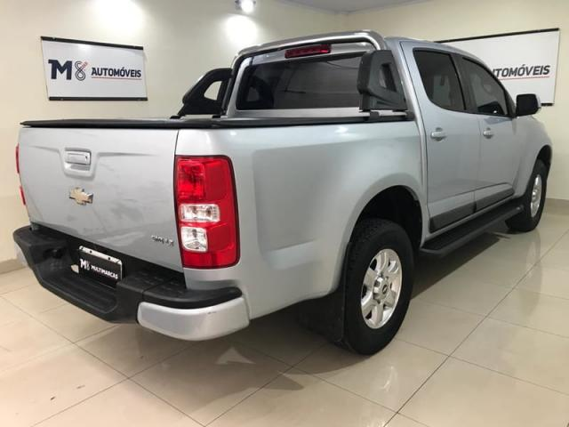 CHEVROLET S10 2.5 LT 4X2 CD 16V FLEX 4P MANUAL - Foto 4