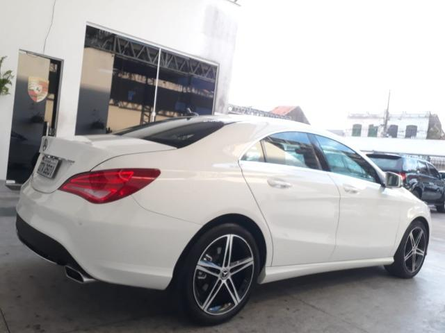 M.Benz CLA 200 1.6 First Edition tb 2013/2014 Branca - Foto 3