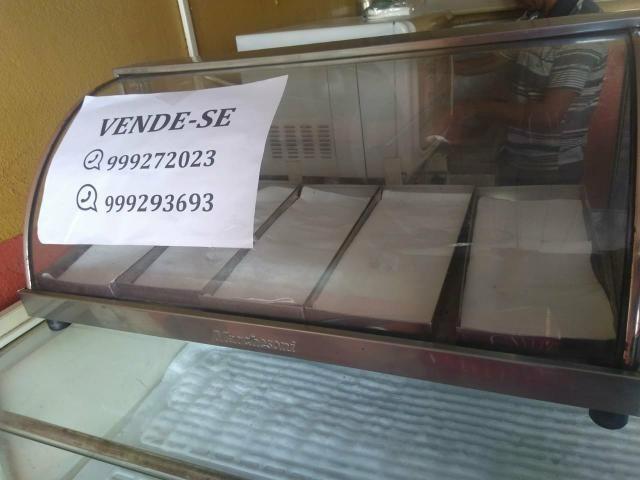 Vende-se Expositores, estufa - Foto 2