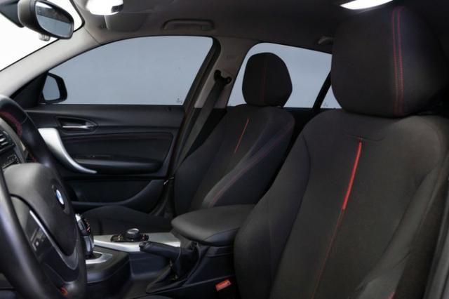 BMW 118i Turbo Gasolina 2013 Vermelho Completo - Foto 5