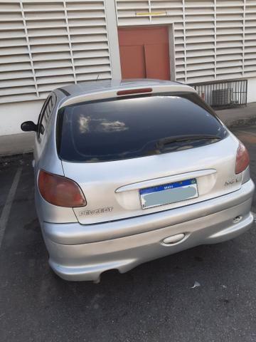 Peugeot em bom estado bem conservado para uso - Foto 3
