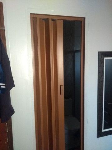 Porta sanfonadas(Sem instalação) c/opção de cor e tamanho. Promoção! - Foto 2
