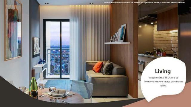 _= Excelente apartamento de 02 quartos,  suíte ,  100% financiado.  Fazendinha  - Foto 4