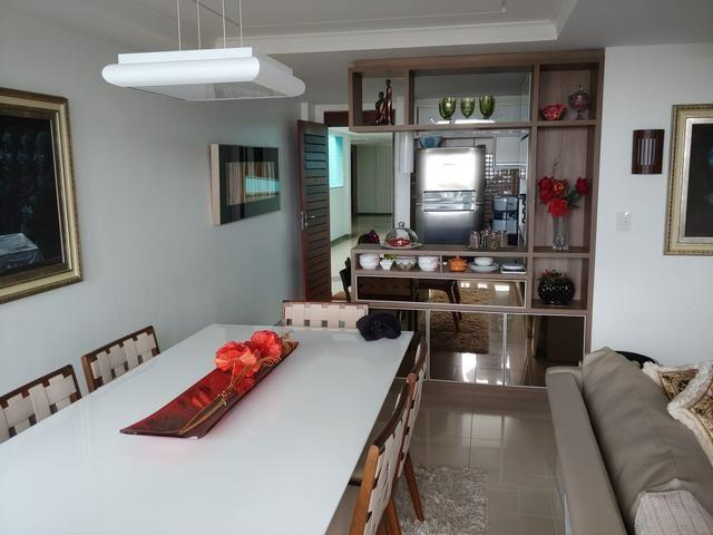 Apartamento 89m na beira mar do Cabo Branco