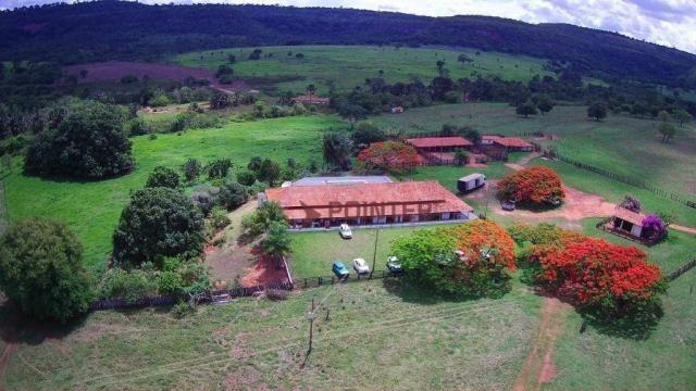 Fazenda à venda, 5614400 m² por R$ 15.000.000,00 - Zona Rural - Cachoeira Alta/GO - Foto 3