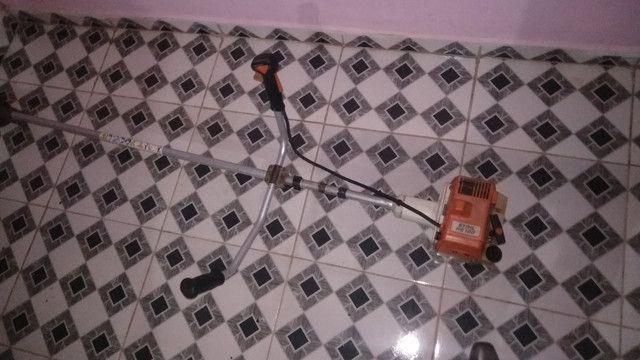 Maquina roçadeira - Foto 2