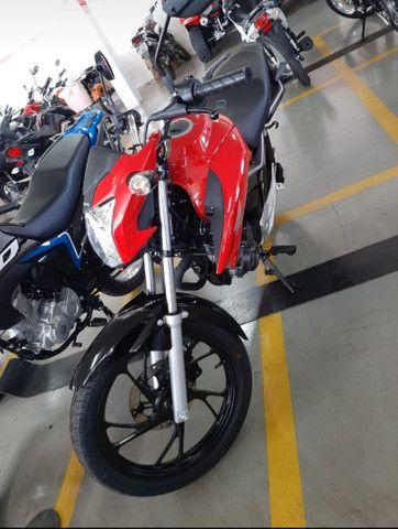 Moto Honda Fan 160 Entrada Financiamento: 1.000 Entrada Consórcio: 196,00. - Foto 5