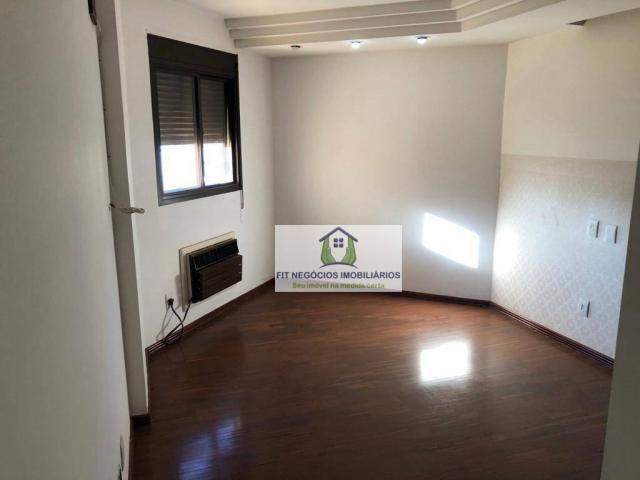 Apartamento com 4 dormitórios para alugar, 190 m² por R$ 2.700/mês - Centro - São José do  - Foto 7