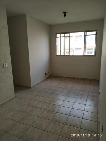 Apartamento com 3 dormitórios para alugar, 60 m² por R$ 600,00/mês - Residencial Macedo Te - Foto 10