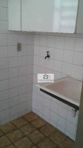 Apartamento com 2 dormitórios para alugar, 78 m² por R$ 820,00/mês - Eldorado - São José d - Foto 5