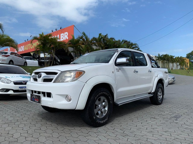 Toyota Hilux Cab Dupla 2.5 4x4 2008 Mecanica Super Economica - Foto 3
