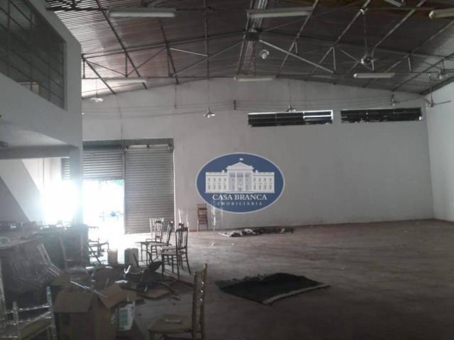 Galpão para alugar, 330 m² por R$ 5.000/mês - Centro - Araçatuba/SP