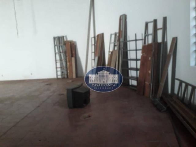 Galpão para alugar, 330 m² por R$ 5.000/mês - Centro - Araçatuba/SP - Foto 6