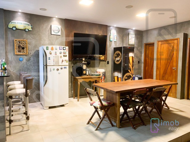 Duplex Condomínio Encontro das Águas, 3 suítes sendo 1 master, semi-mobiliado - Foto 11
