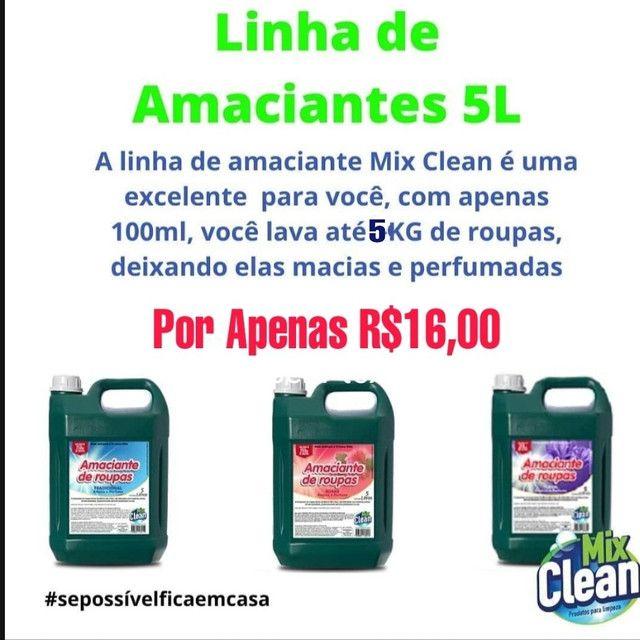 Produtos de limpeza Mix Clean  - Foto 6