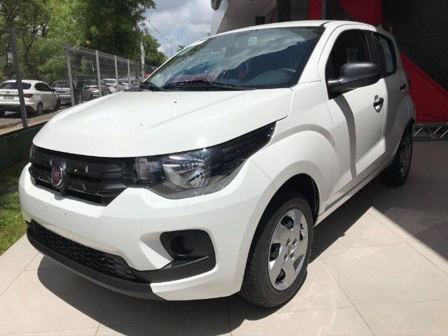Fiat 0KM Mobi Like 1.0 2021/2021 Branco | Oferta: R$ 48.740,00