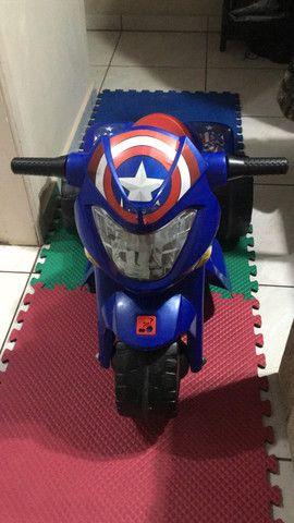 Moto elétrica Avengers 420,00