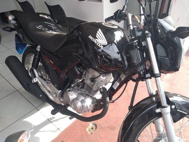 Moto Honda 0km Consórcio e Financiamento. Preços imbatíveis. - Foto 5