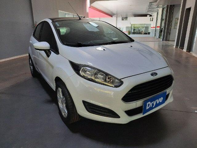 Ford Fiesta SE 1.6 8V Flex 107CV 4x2 4P