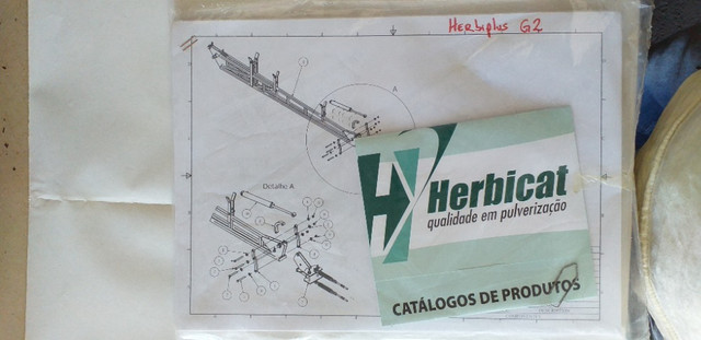 Catálogo peças, manual, Ad7b, Uniport, FG85, FR12, FB80, 70ci, FH200, 4CT - Foto 15