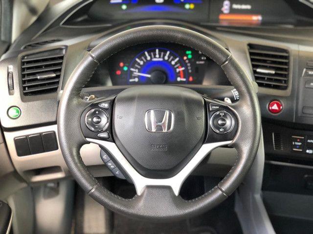 Honda Civic LXR 2015 - Foto 8