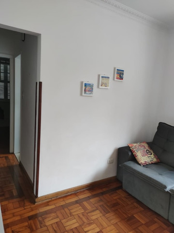 Apartamento no Gonzaga 2 Dorm - Foto 2
