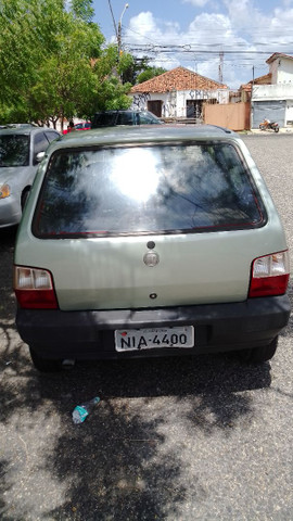 Fiat Uno Miller 08/09...com AR 17.500! - Foto 3
