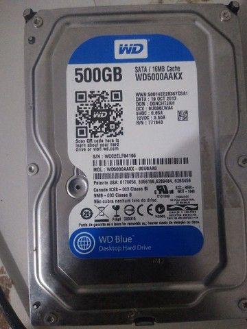 Vendo HD de 500GB