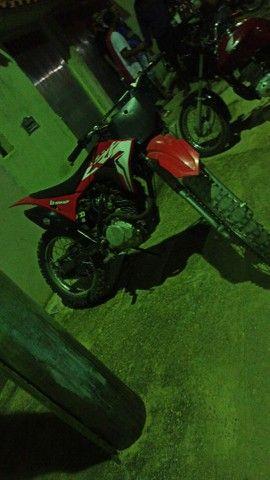 Vendo moto trilha - Foto 2