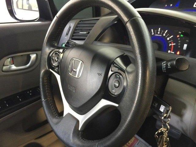 """Civic Sedan LXR 2.0 Flexone 16V Aut. """"Carro Impecável-Pneus Novos"""" - Foto 13"""