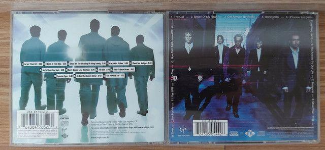 BSB BACKSTREET BOYS - 2 CDS E 1 DVD - Foto 2