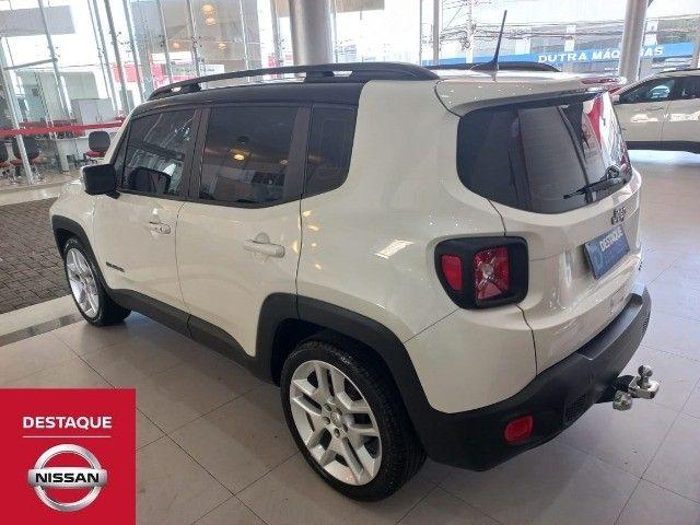 Jeep Renegade Limited Automático 2019 Branco - Foto 7