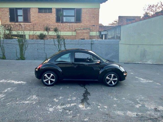 New Beetle Fusca 10/10 Automático IMPECÁVEL  - Foto 8
