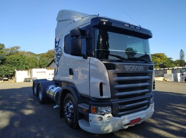 Scania g380 g420 volvo 440 460 r380 man iveco mb carretas