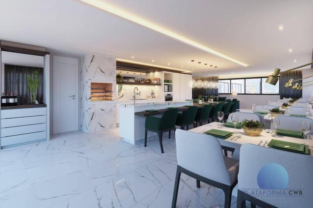 Apartamento com 2 dormitórios à venda por R$ 780.700,00 - Mercês - Curitiba/PR - Foto 3