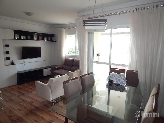Apartamento à venda com 3 dormitórios em Estrela, Ponta grossa cod:A528 - Foto 3