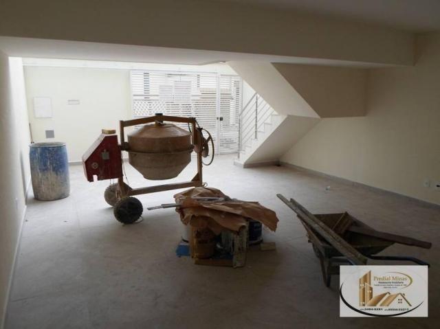Casa com 3 dormitórios à venda por R$ 750.000 - Santa Mônica - Belo Horizonte/MG - Foto 9